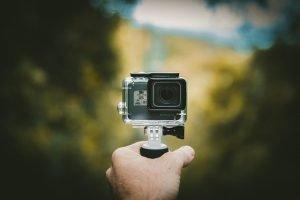 Regalos para viajeros: Cámara GoPro