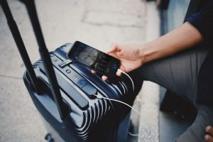 Regalos para viajeros: Mochila inteligente