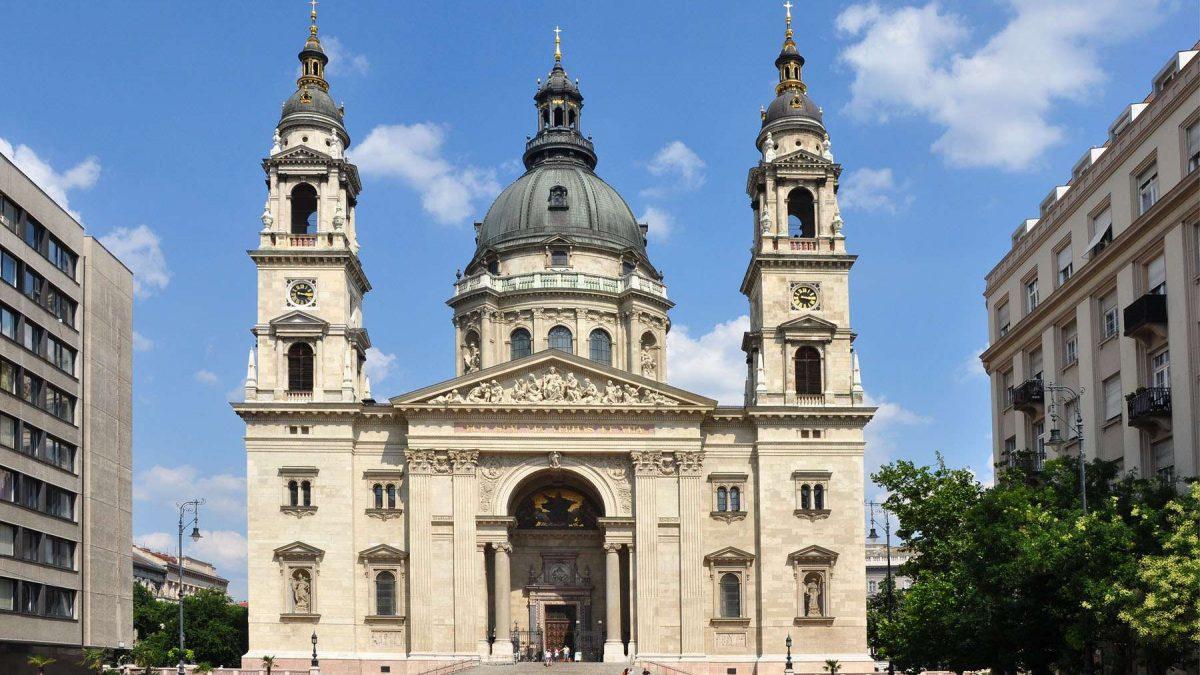Basílica de San Esteban en Budapest
